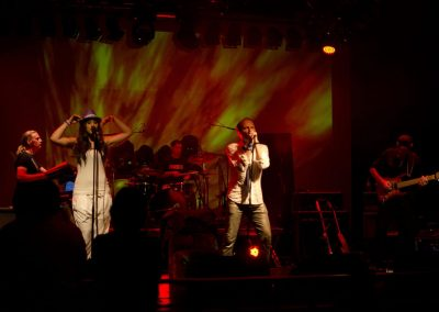 Ray Shames Concert